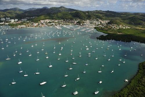 Le Marin en Martinica