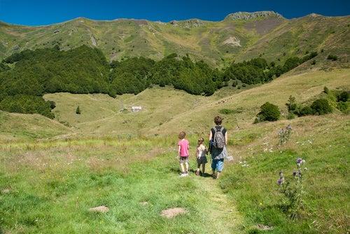 Montañas de Auvernia