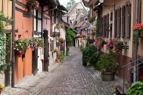Eguisheim en francia, un pueblo de cuento   mi viaje