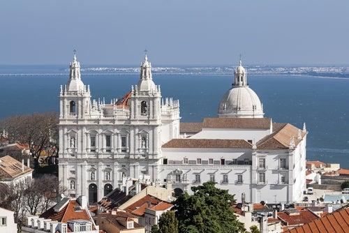 Panteón en Lisboa