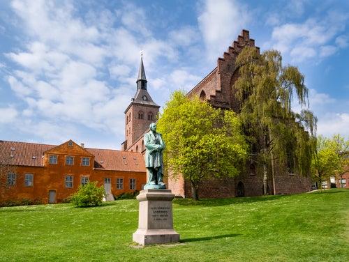 Odense en Dinamarca