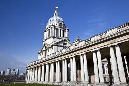 Universidad de Greenwich, Londres
