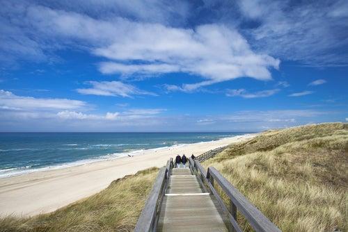 Playa en Sylt