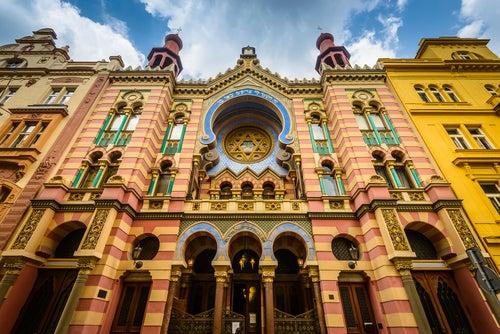 Sinagoga de Jerusalem en Praga