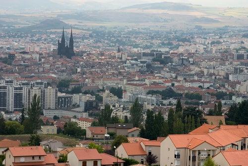 Clermont-Ferrand en Auvernia