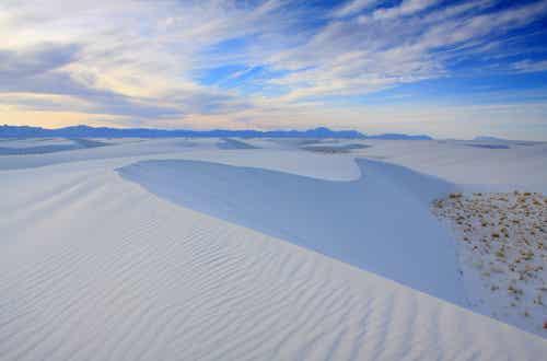 White Sands: el onírico Desierto Blanco