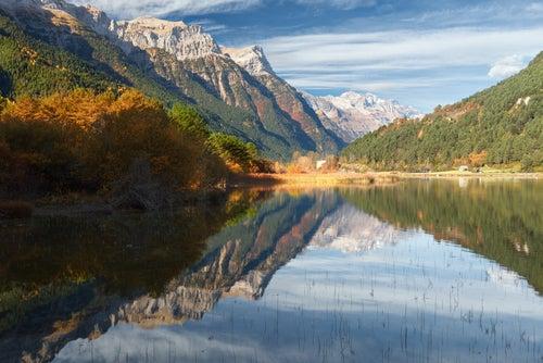 El Parque Nacional de Ordesa, un tesoro en los Pirineos
