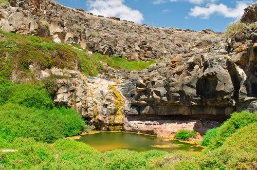 Valle de Los Molinos en Fuerteventura