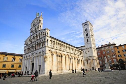 Visitamos Lucca, un encantador pueblo de la Toscana