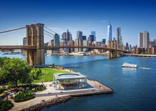 Un paseo por la isla de Manhattan