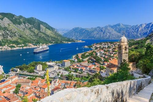 Kotor en Montenegro, una preciosa ciudad medieval