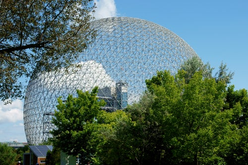 Parque Jean Drapeau en Montreal