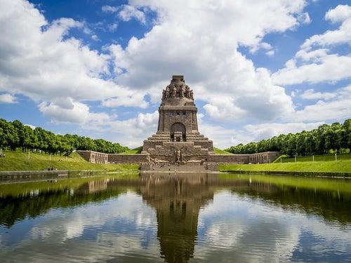Völkerschlachtdenkmal en Leipzig