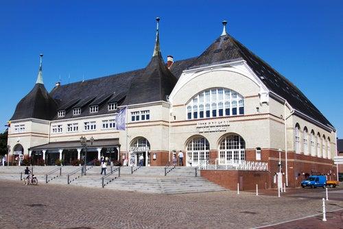 Ayuntamiento de Westerland en Sylt