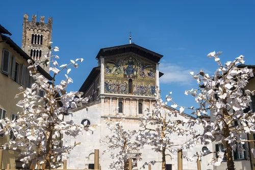 Basílica de San Frediano en Lucca