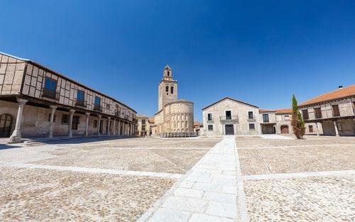 Arévalo en Ávila, una hermosa ciudad mudéjar