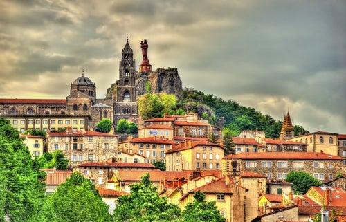 Le-Puy-en-Velay en Auvernia
