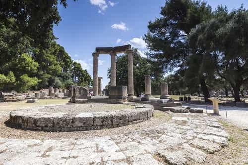 Recorremos Olimpia en Grecia, cuna del deporte