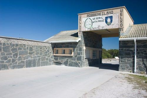 Prisión de Robben Island en Ciudad del Cabo