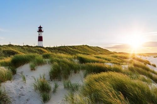 La isla de Sylt, un destino playero en Alemania
