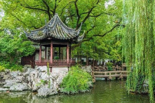 Jardines Yu Yuan en Shanghai
