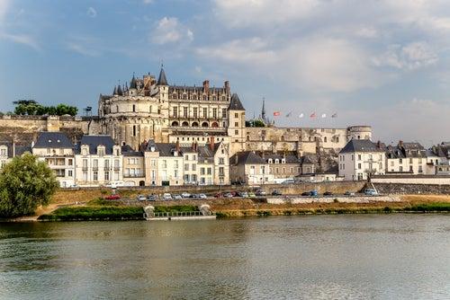 Amboise en el Loira