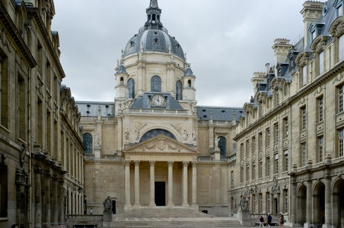 Universidad de la Sornbona en Paris