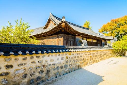 Namsangol en Seúl