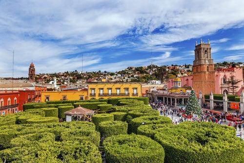 San Miguel de Allende, una joya Patrimonio de la Humanidad