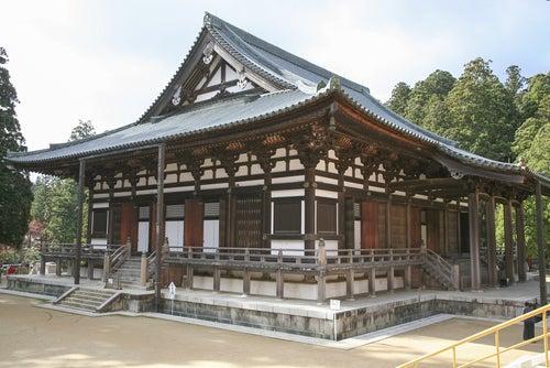 Templo en Koyasan Shikoku Henro