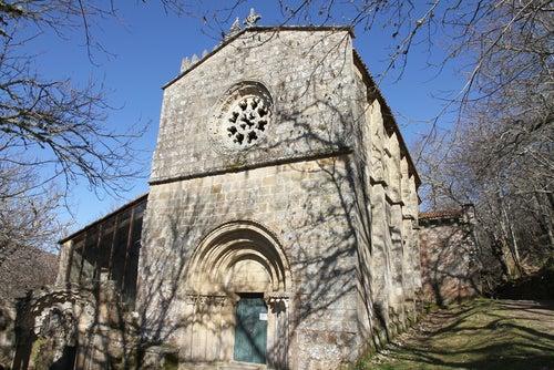 Visitamos el monasterio de Santa Cristina de Ribas de Sil