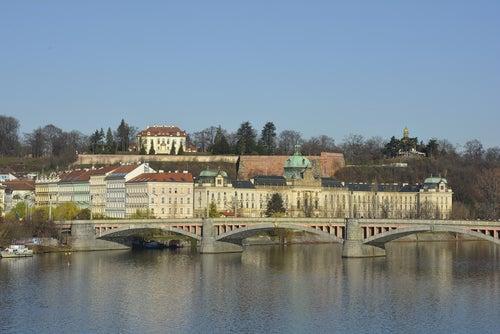 Puente Manés en Praga