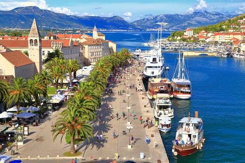 Puerto de Trogir