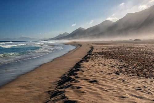 La isla de Fuerteventura, paraíso natural