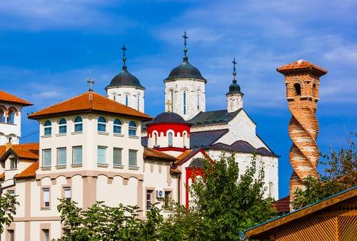 Monasterio Kovilj en FrusKa Gora