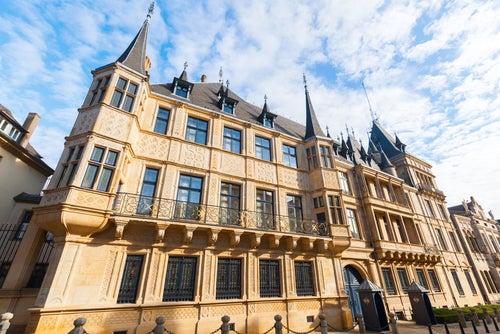 Gran Palacio Ducal de Luxemburgo