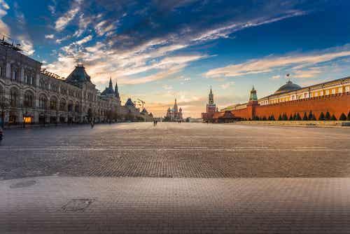 La Plaza Roja de Moscú, un espacio mítico