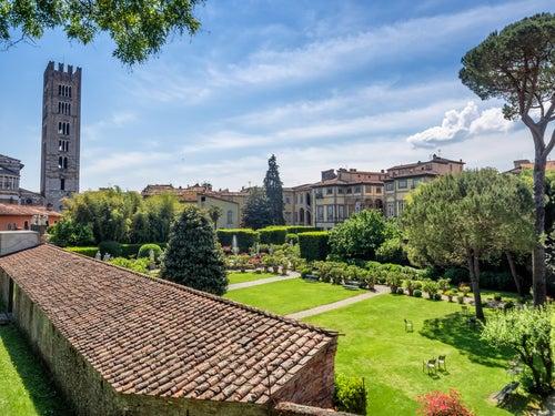 Palacio Pfanner en Lucca