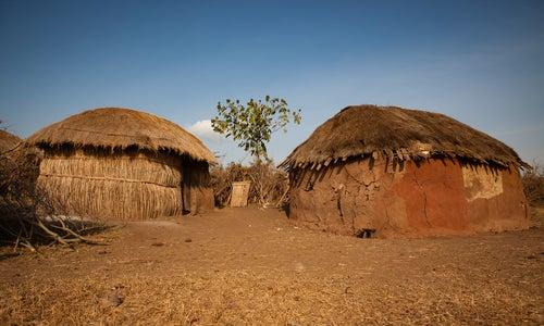 Poblado masai