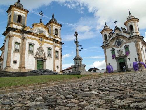 Ouro Preto en Brasil