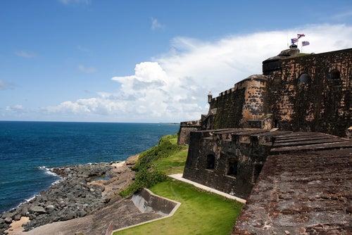 Castillo de San Felipe del Morro en el Viejo San Juan