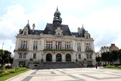 Vichy en Auvernia