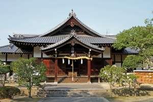 Templo en Matsuyama