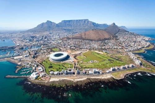 Ciudad del Cabo en Sudáfrica ¡Descúbrela!