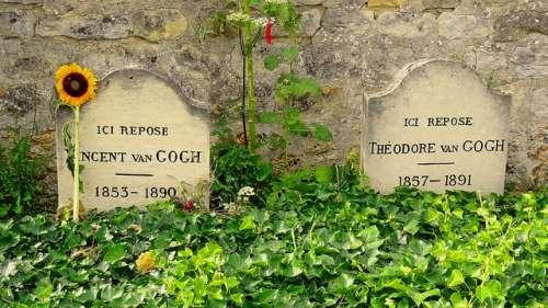 Tumba de Van Gogh en Auvers-sur-Oise