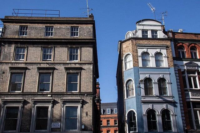 Wardour Street en Londres