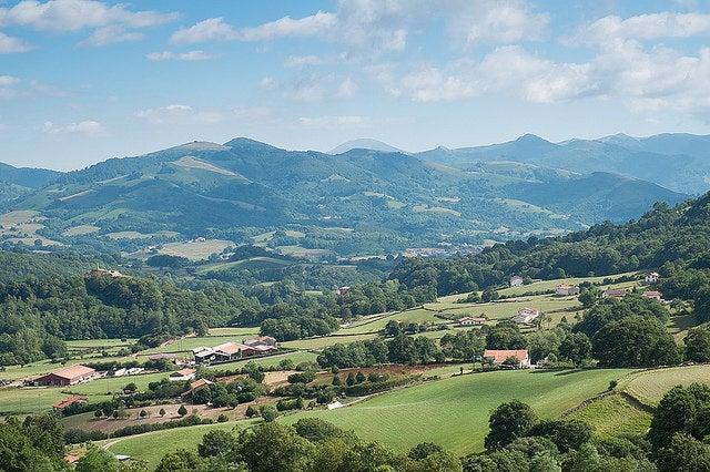Valle de Baztán en Navarra, belleza pirenáica