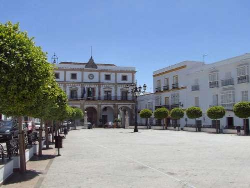 Plaza de España de Medina Sidonia