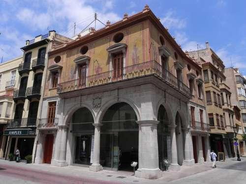 Lonja del Canem en Castellón