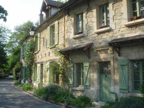 Auvers‐sur‐Oise, inspiración de pintores